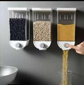 Dispensador de cereal medidas 20cm×12cm material plastico