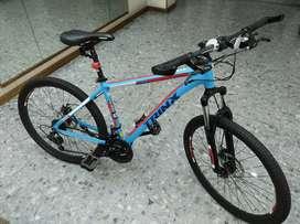 Bicicleta mtb Trinx rodo 26 M116