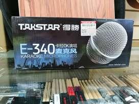 micrófono e-340 takstar