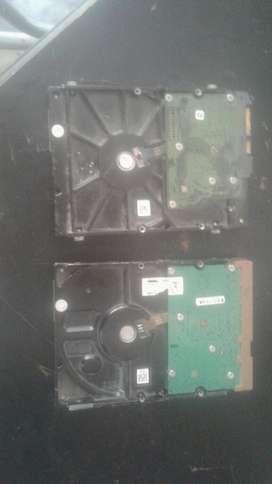 2 Discos Duros Pc de 160 Gb