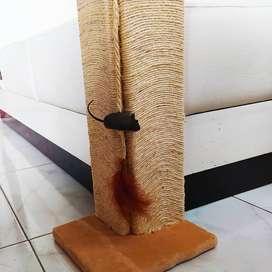 Rascador esquinero y protector de muebleses