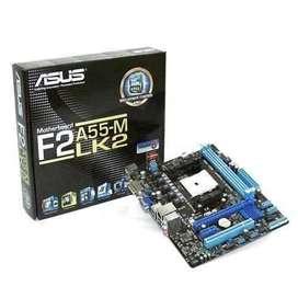 Board Asus F2a55-m Lk2 Socket Fm2 AMD