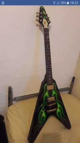 Guitarra eléctrica Sx- para zurdos