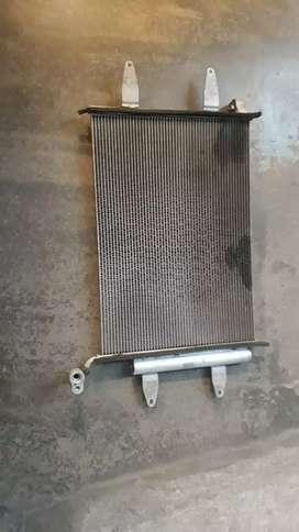 condensador vw gol trend