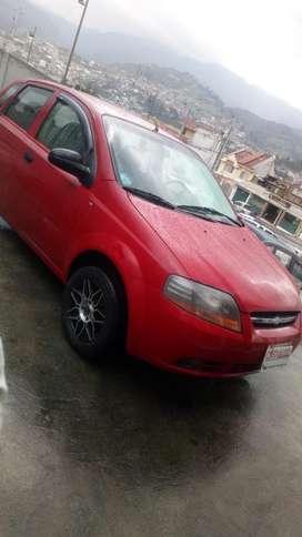 Chevrolet Aveo Activo 2008 1. 4Cc