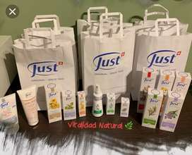 Productos Swiss Just