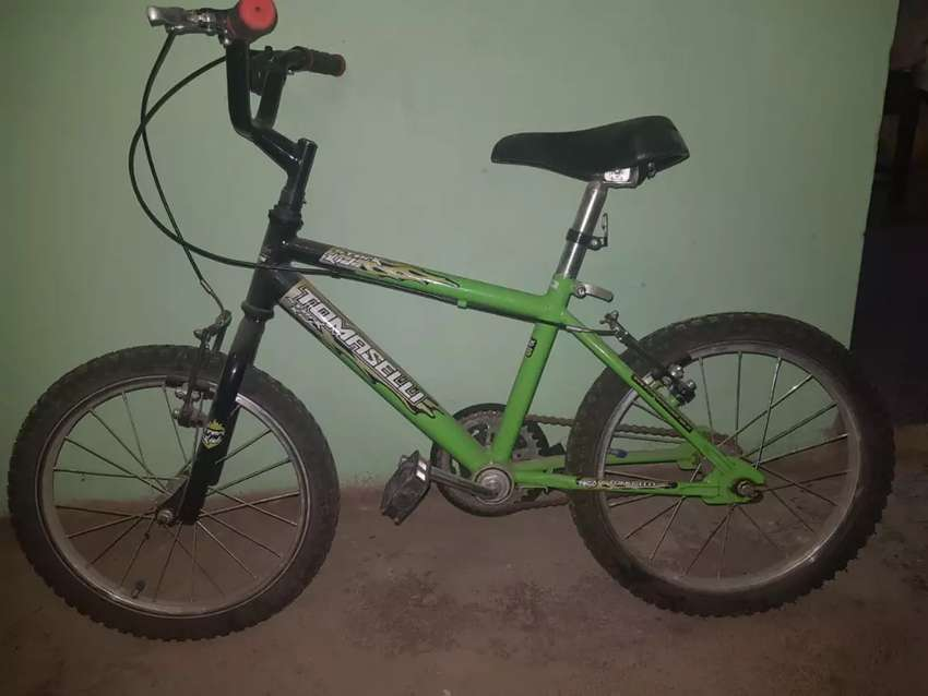 Bicicleta tomaselli 0
