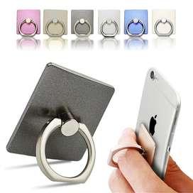 Ring soporte para teléfono Metalizado Anti robo