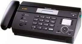 Vendo fax Panasonic
