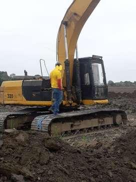 Retro Escavadora
