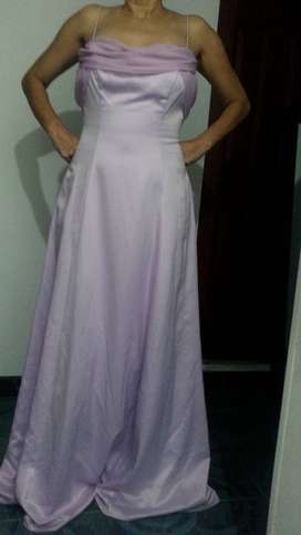 Venta de Vestido de Gala Americano Talla 8