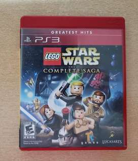 Ps3 Lego Star Wars- The Complete Saga-