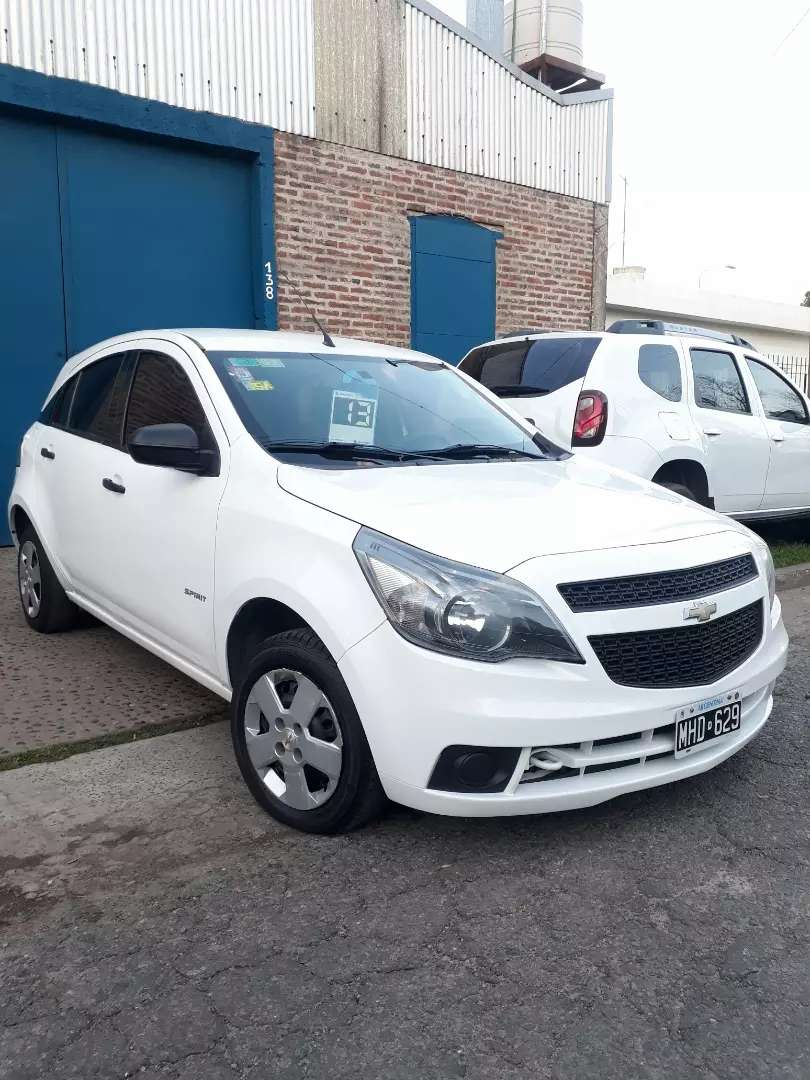 Chevrolet Agile 0