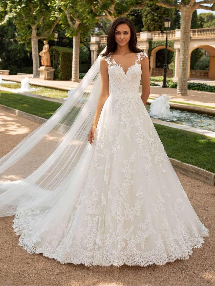 Vestido de Novia - Pronovias - Charlote 0