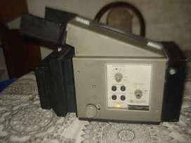 Hp Oscilloscope Camera W/polaroid Back (197b) No Envio