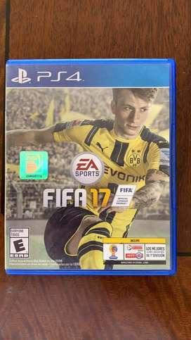 FIFA 17 PS 4