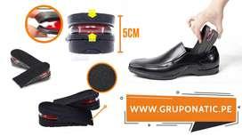 Plantilla Elevadora Capsula De Aire Zapato 5 Cm Gruponatic San Miguel