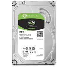 DISCO RIGIDO SEAGATE 2TB SATA 3 BARRACUDA