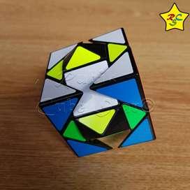 Pandora Cube 3x3 Cubo Rubik Moyu Mofang Jiaoshi - Negro