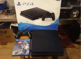 play station 4 super slim