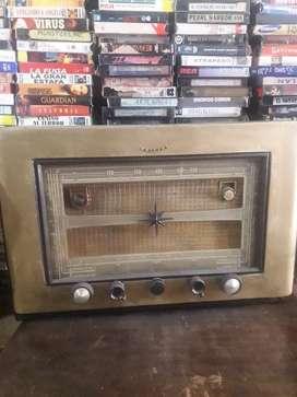 Vendo Radio Antiguo Marka Filis