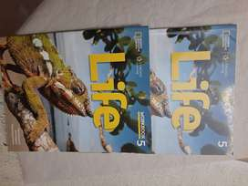 Life 5 + Workbook + CD National Geographic