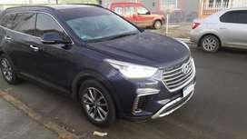Vendo O Permuto Hyundai Grand Santa Fe