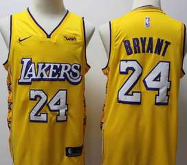 CAMISETAS NBA LAKERS KOBE