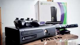 Xbox 360 + Kinect sin uso