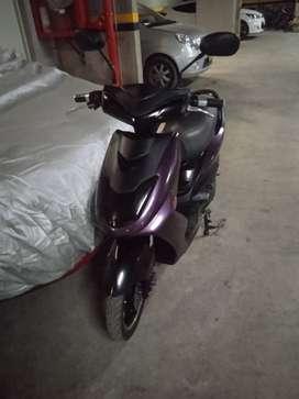 Moto electrica Rocket 500, freno de Disco