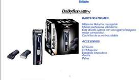 MAQUINA DE PELUQUEAR BABYLISS FOR MEN