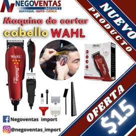 MAQUINA DE CORTAR CABELLO WAHL