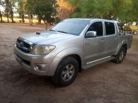 Toyota Hilux Full Automática 4x4 2009