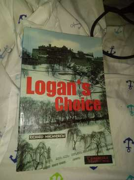 Logan's Choice Cambridge University Press