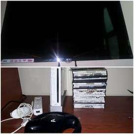 Se Vende Consola Wii