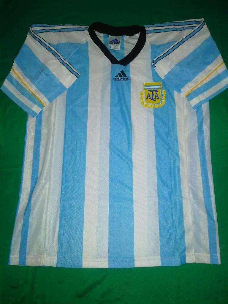 Camiseta Seleccion Argentina Adidas 0