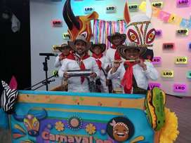 hora loca , chirimia, carnaval de barranquilla, tambora, papayera, parranda vallenata