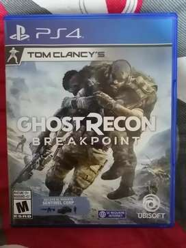Ghost recon break point ps4