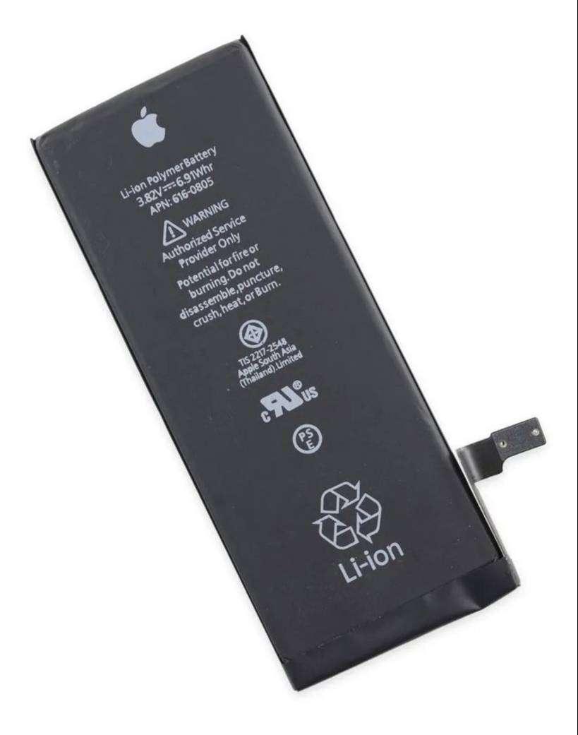 Bateria Original Iphone 7  en caja (sin Colocacion))