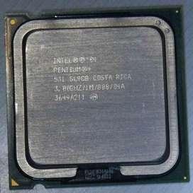 Micro Pentium 4 531 HT 3.0GHz S775