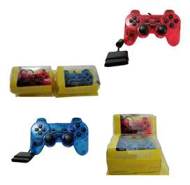 Controles X2 Playstation Para Play One Play2 Y Play Console