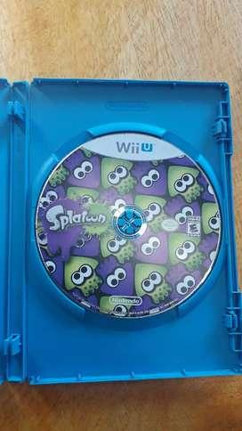 Splatoon Wiiu (usado)