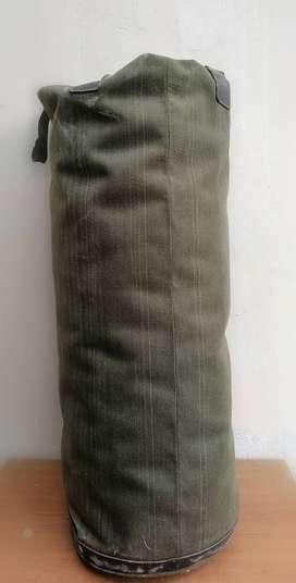 Bolsa de boxear verde grande