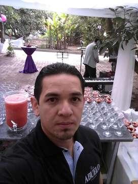 Servicio de mesero y bartender Manta
