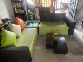 Muebles en L en buen estado
