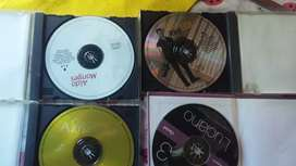 VENDO CDS ORIGINALES