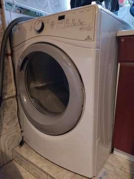 Secadora Whirpool duet 22 libras a gas