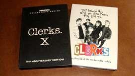 Serie Clerks X edición 10° Aniversario en 3 DVDs