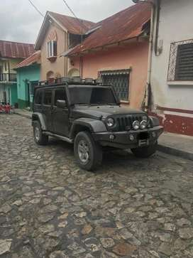 Jeep Wrangler 2012 Blindaje 5 Precio negociable