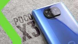 Xiaomi Poco X3-64gb-NUEVOS-LIBERADOS-GARANTIA